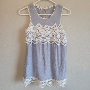 Maurices Embroidery Top